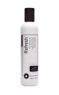Refresh Bath & Shower Gel 250ml.